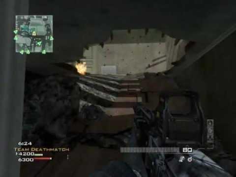 Ruined Requiem - MW3 - Resistance - TDM Rampage/Killing Field