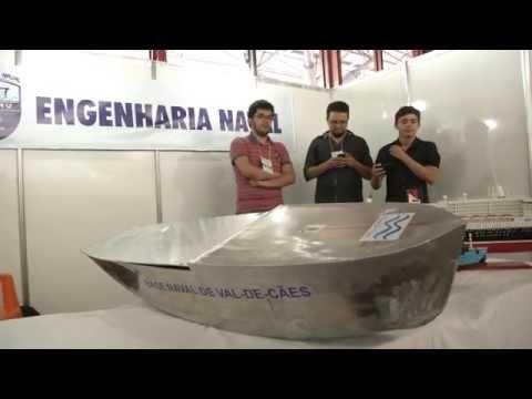 Estudantes da Engenharia Naval da UFPA participam de competição nacional de nautimodelismo