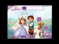 Kids Games For Kids -Games For Girls - Sofia the First Kissing Funny English Game