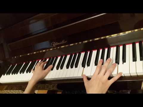 Vasif Adigozelov ''Sen Ey Usaqliq'' piano cover. ''Serikli Corek'' filminden