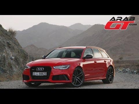 Audi RS6 2014 اودي ار اس 6