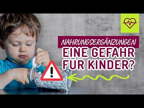 Sind Nahrungsergänzungen eine Gefahr für Kinder ? Coach Cecil