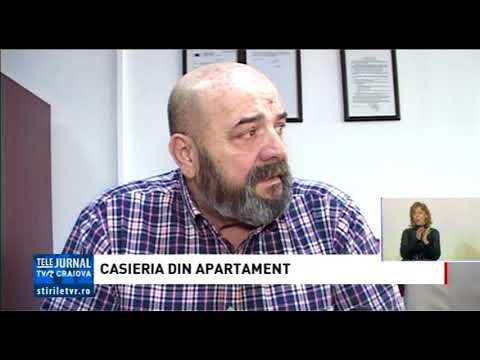 CASIERIA DIN APARTAMENT
