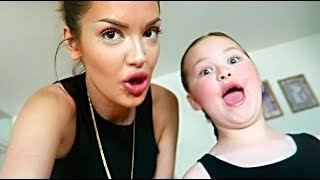 I Surprise My 7 Year Old Niece - Vlog