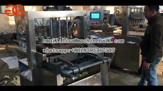 Automatic Ice Cream Cone Making Machine Price|Wafer Biscuit Cone Machine