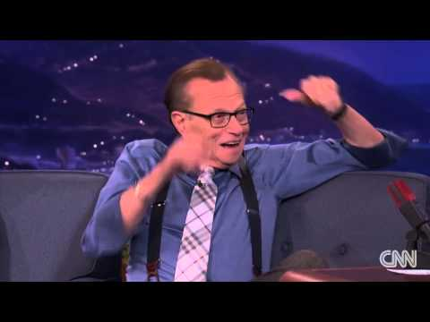 Larry King's interviewing tips