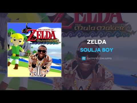 "Soulja Boy ""Zelda"" (OFFICIAL AUDIO)"