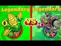 PVZ HEROES Battles Plants vs Zombies Heroes Legendary Cards