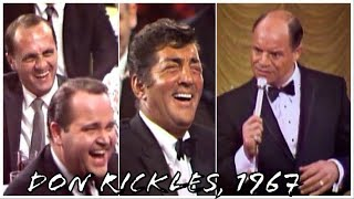 DON RICKLES 1967 Dean Martin Show (Insults Celebs/Skit)
