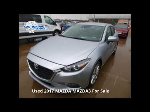 Export Car from USA to Ukraine - Auction Export - 2017 MAZDA MAZDA3