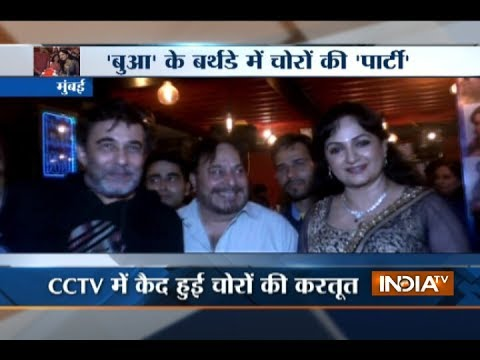 Mystery man robs model's bag at actress Upasana Singh birthday bash in Mumbai