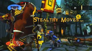 PS3 Sly Cooper: Thieves in Time Trailer (UK)