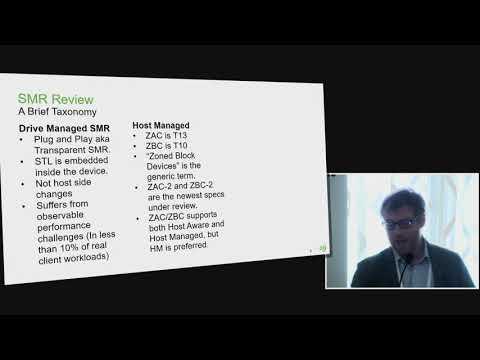 Seagate: Techniques For Maximising Shingled Disks