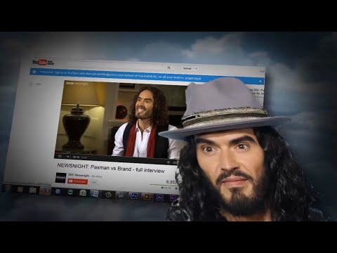 Is Russel Brand on Our Side?