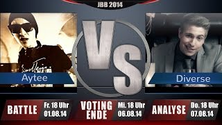 JBB 2014 [8tel-Finale 4/8 HR] - Aytee vs. Diverse [ANALYSE - Teil 1]