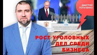 «Потапенко будит!», Темы дня - Рост уголовных дел среди бизнеса, Начальник мечты