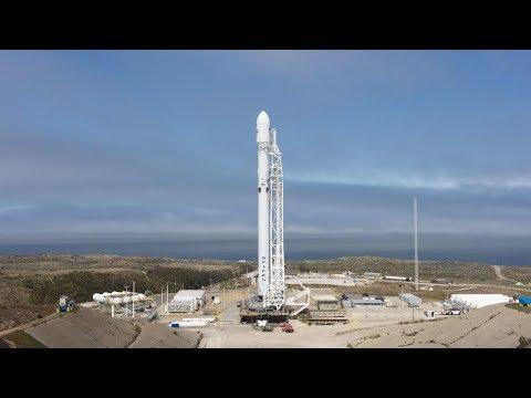 Русская трансляция пуска SpaceX Falcon 9: Iridium 2