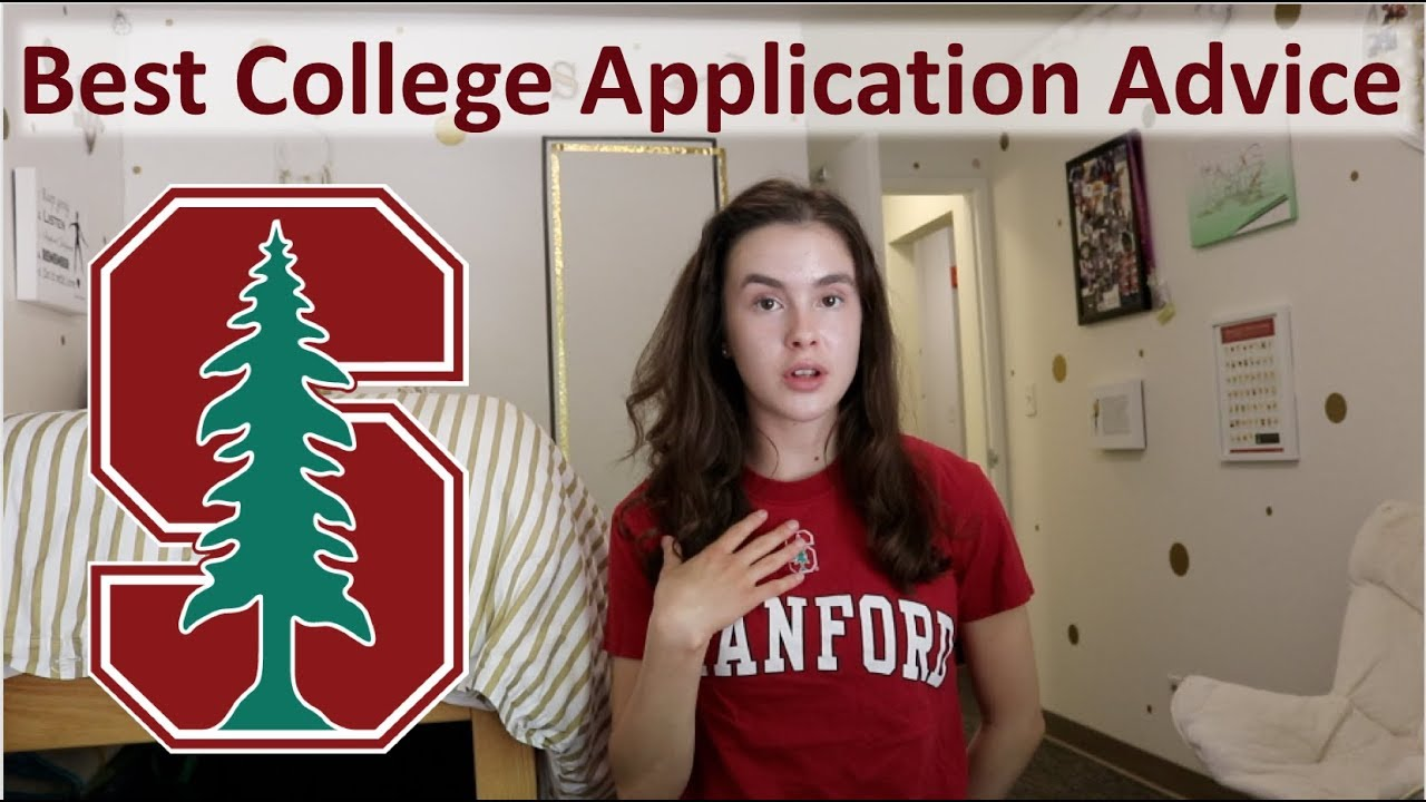 Top 5 College Application Tips