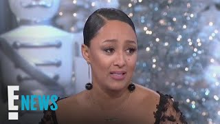 "Tamera Mowry's Teary Return to ""The Real"" After Niece's Death 