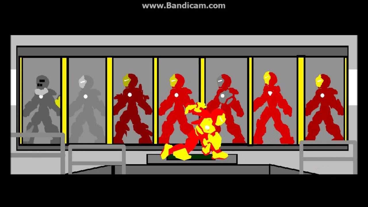 Pivot Iron Man 3 Mark 42 Suit Up YouTube