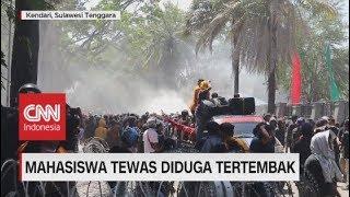 Demo Berlangsung Rusuh, Satu Mahasiswa Kendari Tewas Diduga Tertembak