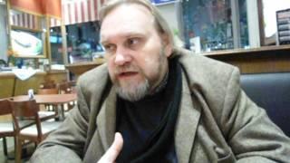 Carlitos Kaspar (pre-estreno Brujas de Salem) personaje Giles Corey amigo de John Proctorr