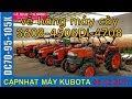 T.TIÊN-VỀ máy Cày KUBOTA L3608- L4508Di- L4708 hàng nhập Thái Lan-01239000100
