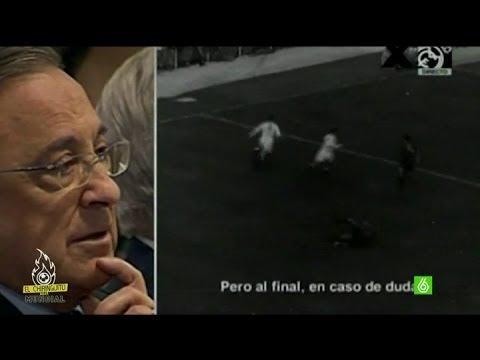 El Chiringuito - Las lágrimas de Florentino Pérez al recordar a Alfredo Di Stéfano