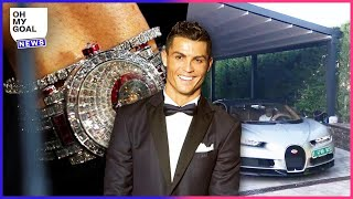 The 5 most expensive things owned by Cristiano Ronaldo | Oh My Goal