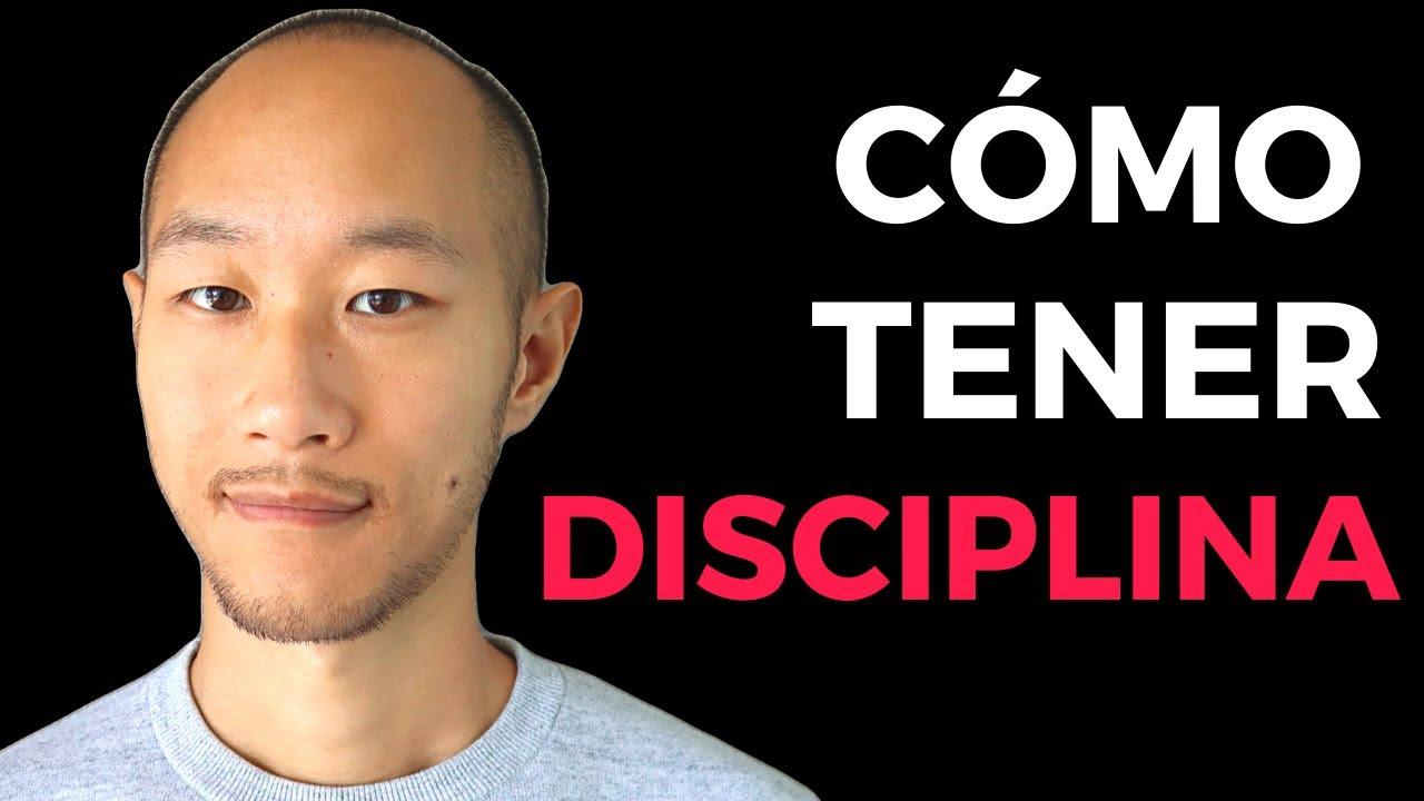 Cómo ser más Disciplinado y vencer la pereza en 3 pasos