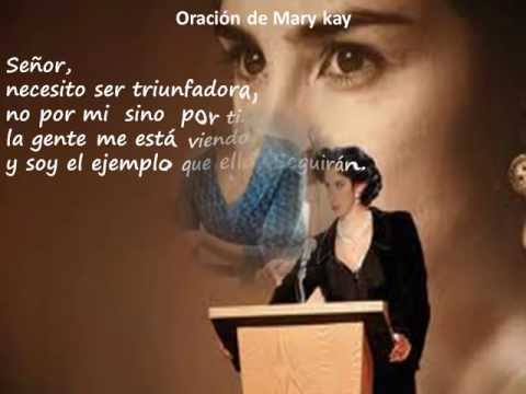 Oración Mary Kay
