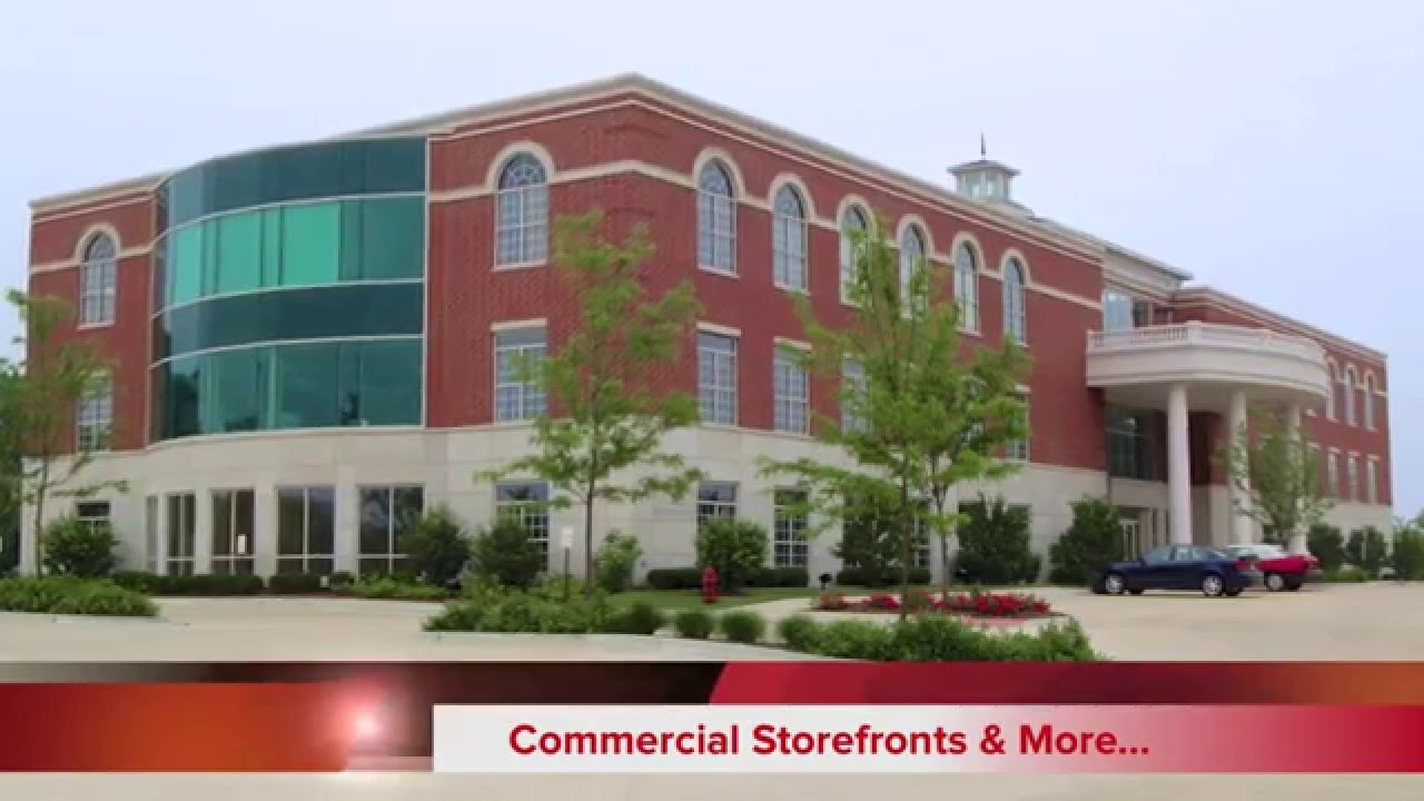 Emerald Architectural Products Chicago Commercial Storefront - Building architectural windows