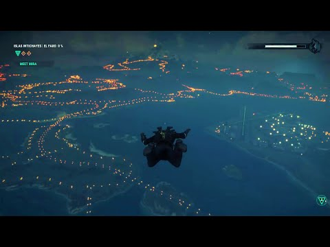 Fun Traversal System: Just Cause 4 Reloaded |