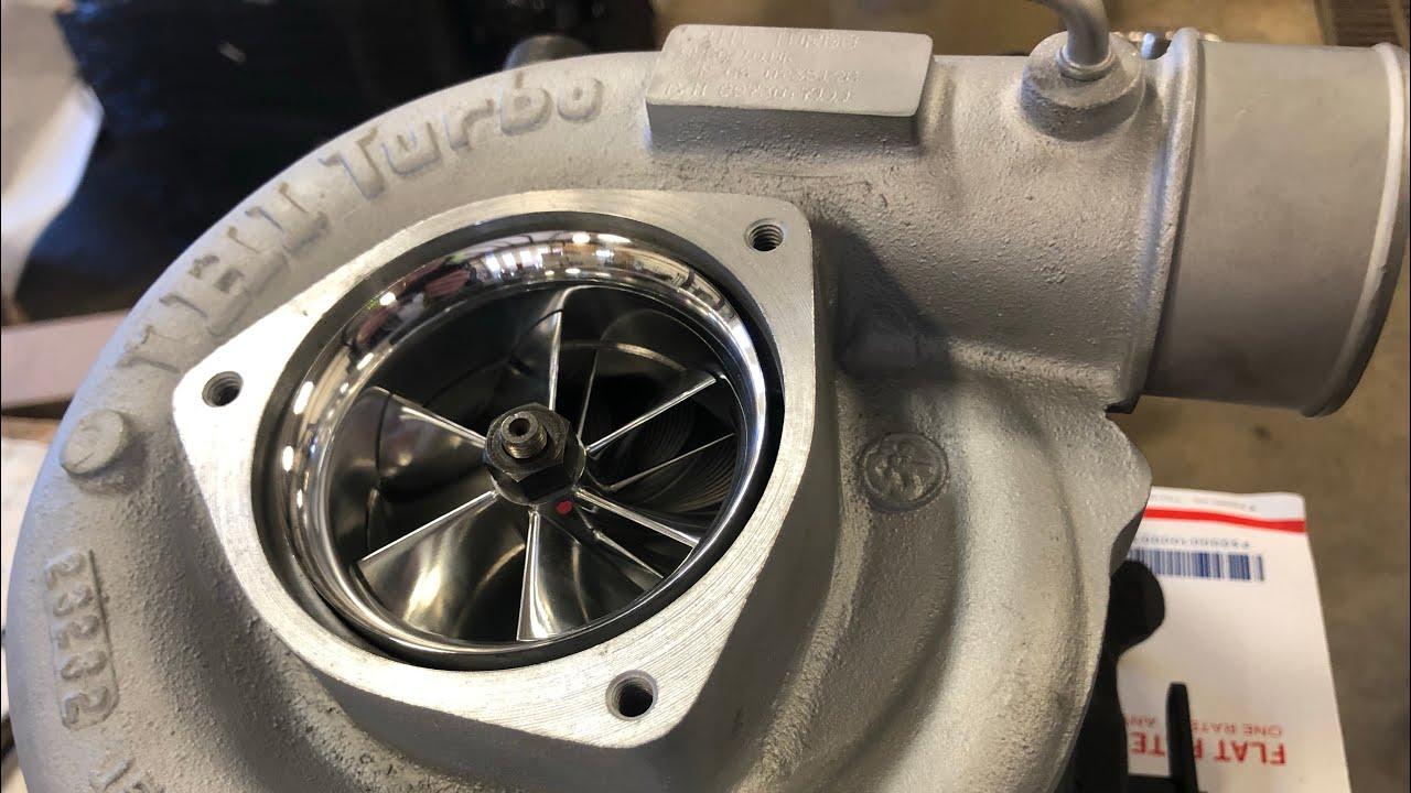 Duramax Lb7 Turbo Upgrade + t51r mod