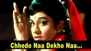 Chhedo Naa Dekho Naa Main Sharma Jaaoongi - Item Song - Asha Bhosle @ Jigri Dost - Jeetendra, Mumtaz