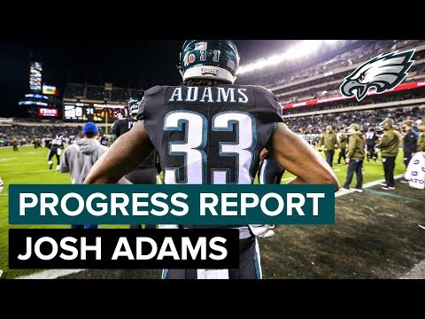 RB Josh Adams: Progress Report | Philadelphia Eagles