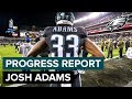 RB Josh Adams: Progress Report | Philadelphia Eagles