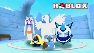 TONS OF NEW POKEMON + MEGAS | Pokémon Fighters EX | ROBLOX