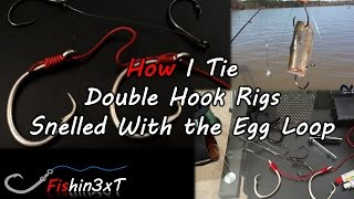 Best Snell Knot for Double Hook Rigs and Why