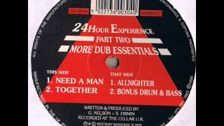 24Hour Experience ‎– Need A Man