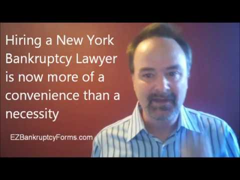 NYC DIY BANKRUPTCY for 2019 with INSTRUCTIONS