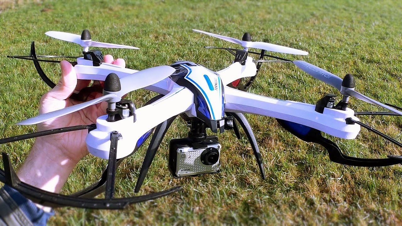 revell control formula q quadcopter full test flight. Black Bedroom Furniture Sets. Home Design Ideas