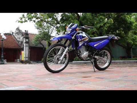 """Chi tiết """"cào cào"""" cỡ nhỏ Yamaha XTZ 125 tại Hà Nội"""