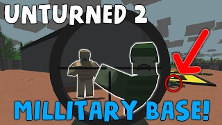 BEST GUN IN THE GAME? - Lets Play Unturned 2 #03 (Unturned 2.2.5 classic)