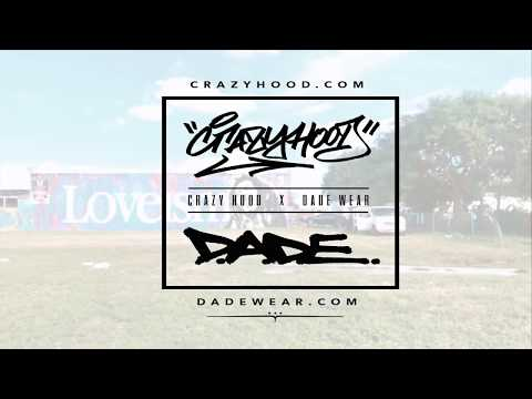 Crazy Hood x D.A.D.E. Wear Mural & Photo Shoot (BTS)