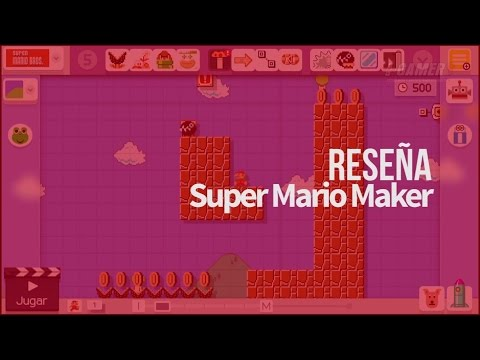 Reseña - Super Mario Maker