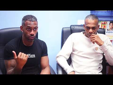Richard Blackwood and Slim: Bad Boyz 2   Decades in the game   Knowing who your friends are