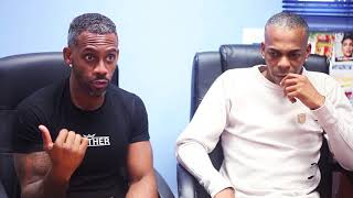 Richard Blackwood and Slim: Bad Boyz 2 | Decades in the game | Knowing who your friends are
