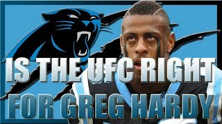 GREG HARDY GETS A CONTRACT TO FIGHT IN THE UFC! IS HE STABLE ENOUGH FOR THAT?   @Shellitronnn