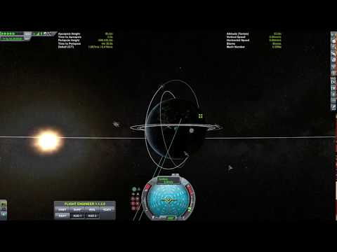 KSP - Incoming Asteroid (Pt.1)